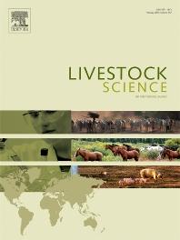 Couverture de Livestock Science