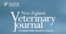 Logo du New Zealand Veterinary Journal