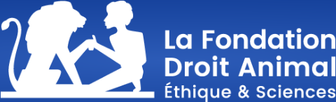 Logo de la Fondation Droit Animal