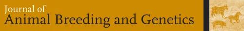 Logo du Journal of Animal Breeding and Genetics