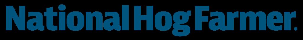 Logo du National Hog Farmer