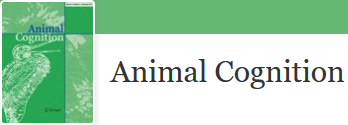 Logo d'Animal Cognition