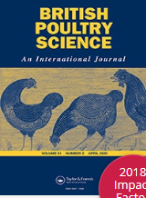 Logo de British Poultry Science