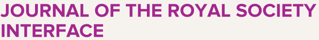 Logo du Journal of the Royal Society Interface