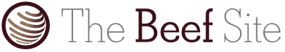 Logo de The Beef Site