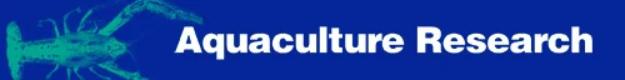 Logo d'Aquaculture Research