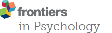 Logo de Frontiers in Psychology