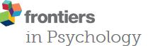 Logo de Frontiers in Psychology