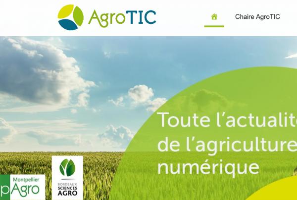 Logo d'AgroTIC