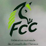 Logo de la Fédération nationale des Conseils des Chevaux