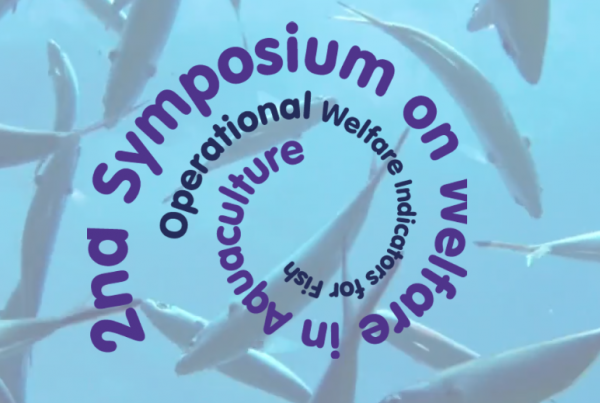 Logo du Symosium on Welfaire in Aquaculture