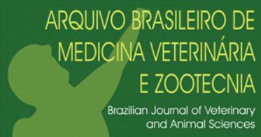 Logo du journal Arquivo Brasileiro de Medicina Veterinária e Zootecnia