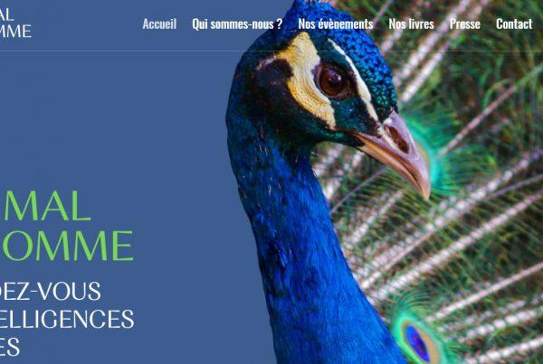 Logo du site de l'Animal et l'Homme