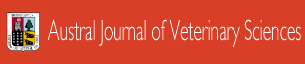 Logo de l'Austral Journal of Veterinary Sciences