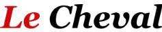 Logo du magazine Le Cheval