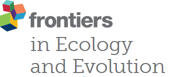 Logo de Frontiers in Ecology and Evolution