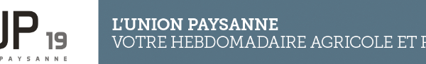 Logo de l'Union paysanne 19