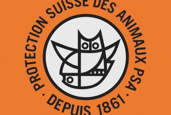 Logo de la Protection Suisse des Animaux