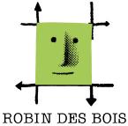 Logo de l'association Robin des Bois