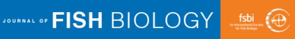 Logo du Journal of Fish Biology