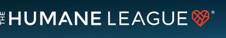 Logo de The Humane Leaque