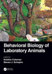 Couverture du livre Behavioral Biology of Laboratory Animals
