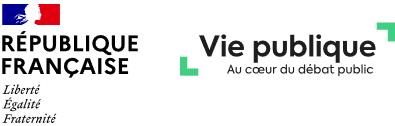 Logo de Vie Publique