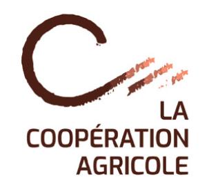 Logo de la Coopération Agricole
