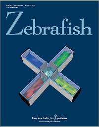 Couverture de Zebrafish